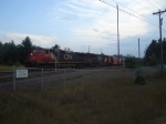 CN Working the Yard